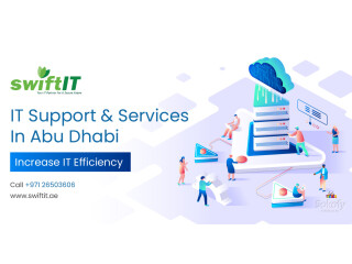 IT Support Company in Abu Dhabi - Complete IT Support