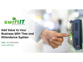 Access Control & Time Attendance System in Abu Dhabi
