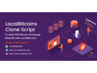 How to start your localbitcoins like crypto exchange explained
