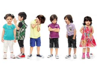 Children's clothing manufacturers in india