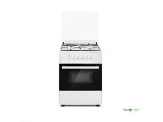 Saturn ST-GE2002D 3 gas, 1 Electric Plate Standing Cooker