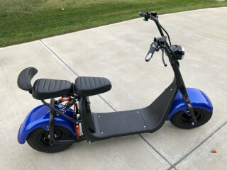 Citycoco 2000W 60Ah Electric Scooter