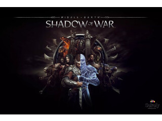 Middle earth Shadow of War Laptop/Desktop Computer Game.