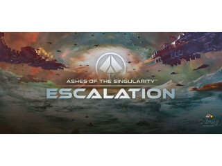 Ashes of the Singularity Escalation Inception Laptop/Desktop Computer Game.