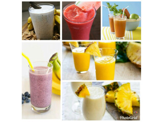 Smoothies and Juices Recipes Ebooks