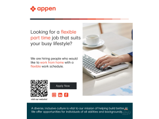 Apply Now   Video Data Collection for English Speakers