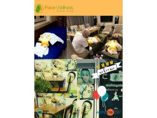 FACEwellness.face massage delivery @home by salma