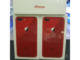 NEW APPLE iPhone 8 PLUS PRODUCT RED - 256GB FACTORY WORLDWIDE UNLOCKED