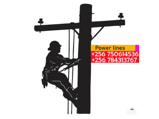 Affordable power line construction service in Uganda